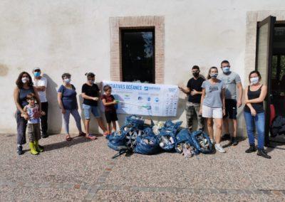 L'escale et la journée mondiale du nettoyage de la planète